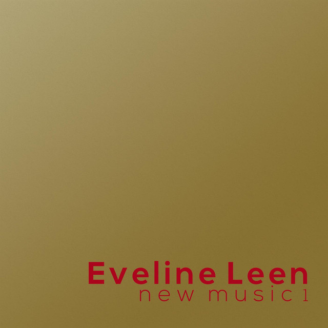 Album on Spotify | Eveline Leen New Music 1